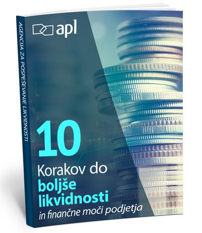 eKnjiga - 10 Korakov do boljše likvidnosti